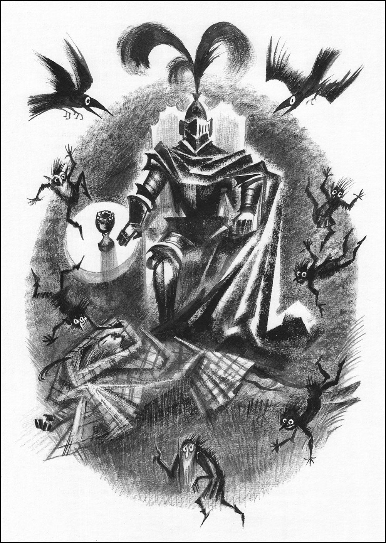 Nika Goltz - Scottish Folk Tales and Legends , Illustration 03
