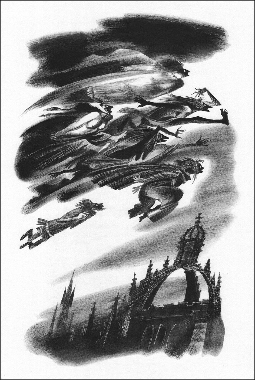 Nika Goltz - Scottish Folk Tales and Legends , Illustration 01