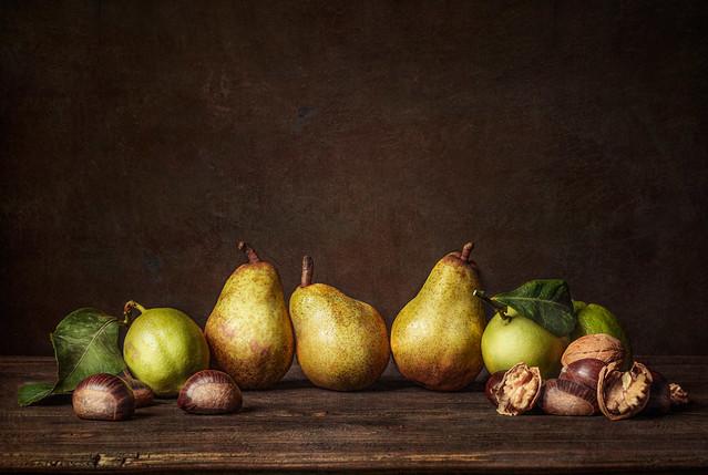 Pears and Lemons