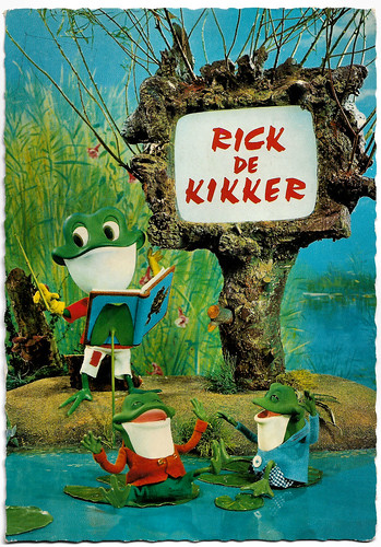 Rick de Kikker