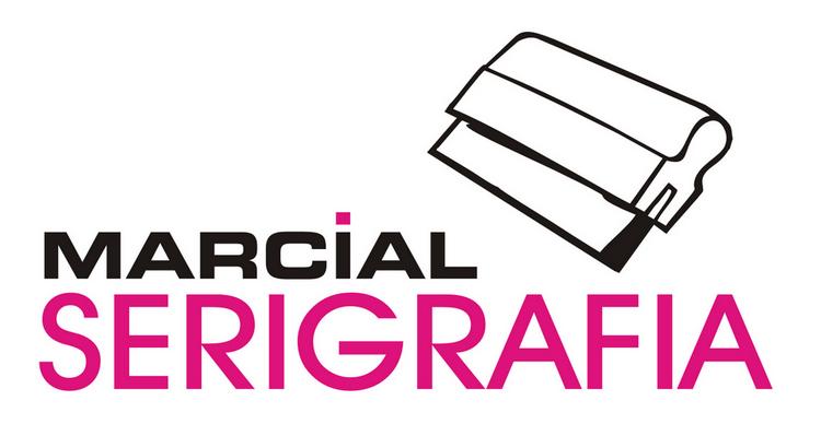 Marcial Serigrafía Logo