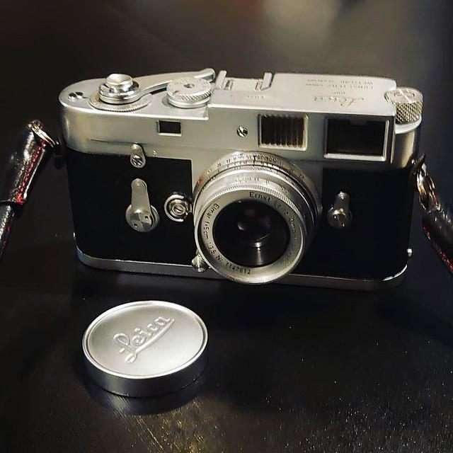 Leica elmar M 50mm f3.5 新不如舊?