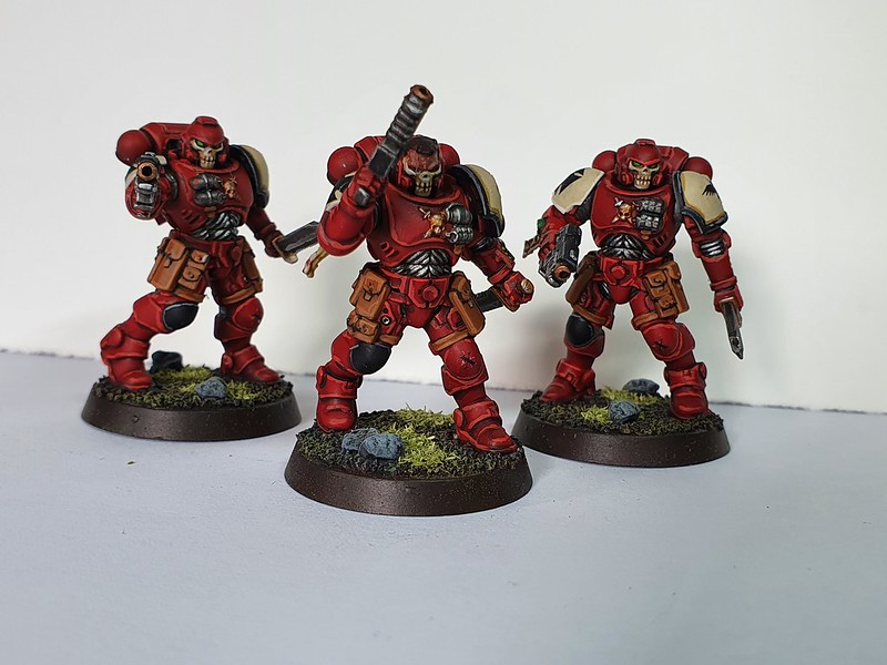 Blood Raven Reivers