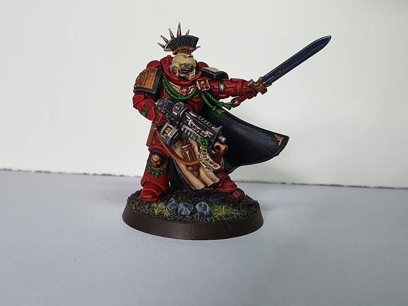 Blood Raven Primaris Captain