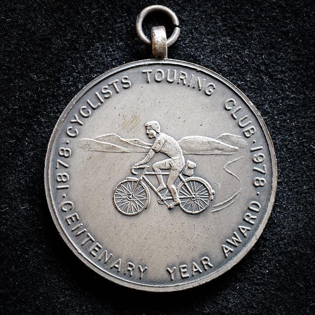Souvenir of CTC Veterans' Triennial 100 Mile Reliability Trial, 2006