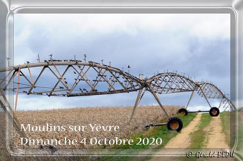 UFOLEP / Moulins sur Yévre
