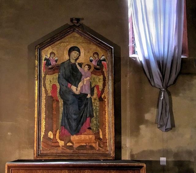 Cimabue-Santa Maria dei Servi
