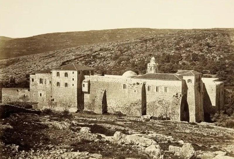 Monastery-of-the-Cross-late-XIX-yc-1