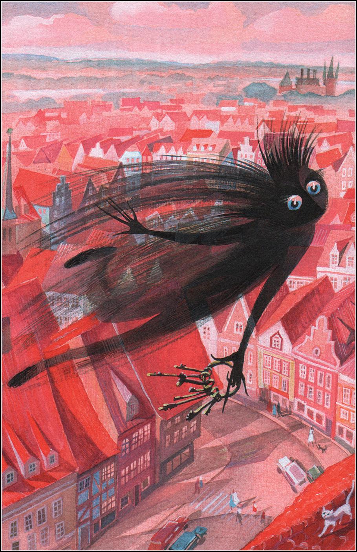 Nika Goltz - The Little Ghost, Illustration 05