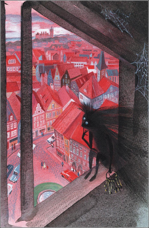 Nika Goltz - The Little Ghost, Illustration 04