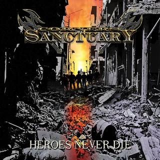 Album Review: Corners of Sanctuary - Heroes Never Die