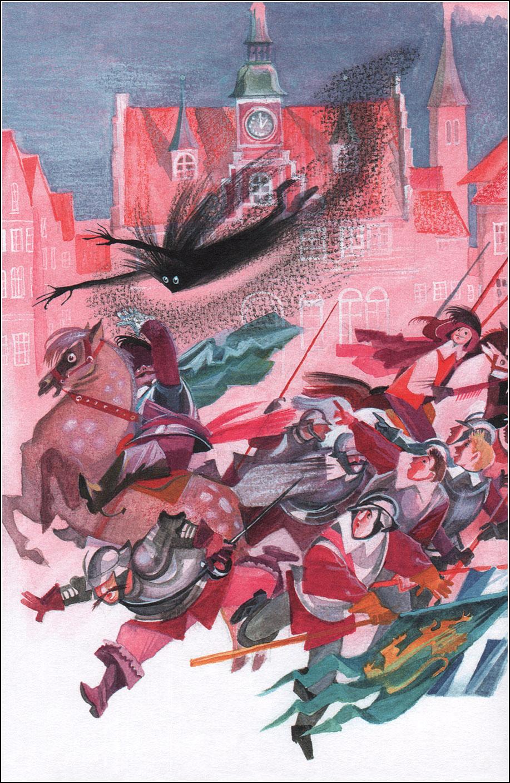 Nika Goltz - The Little Ghost, Illustration 06