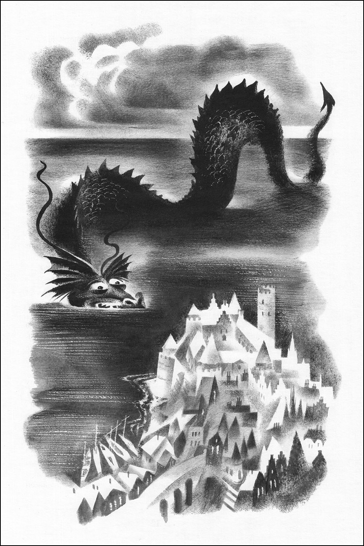 Nika Goltz - Scottish Folk Tales and Legends , Illustration 02