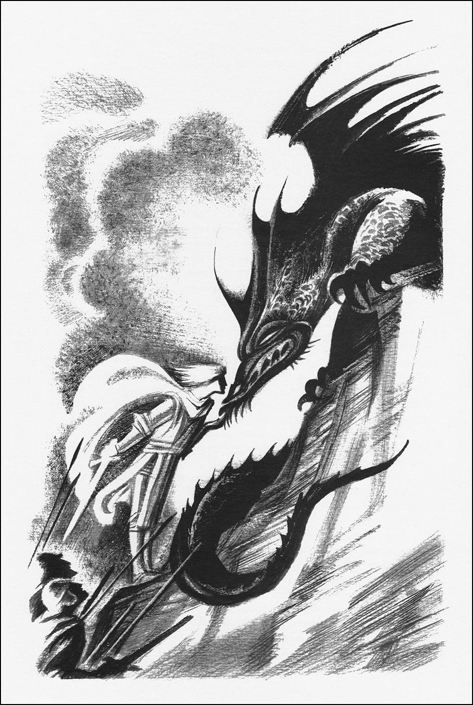 Nika Goltz - English Folk Tales, Illustration 02