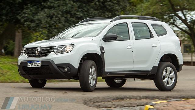 Prueba Renault Duster Zen Techno 1.6 M/T e Intens Outsider 1.6 CVT