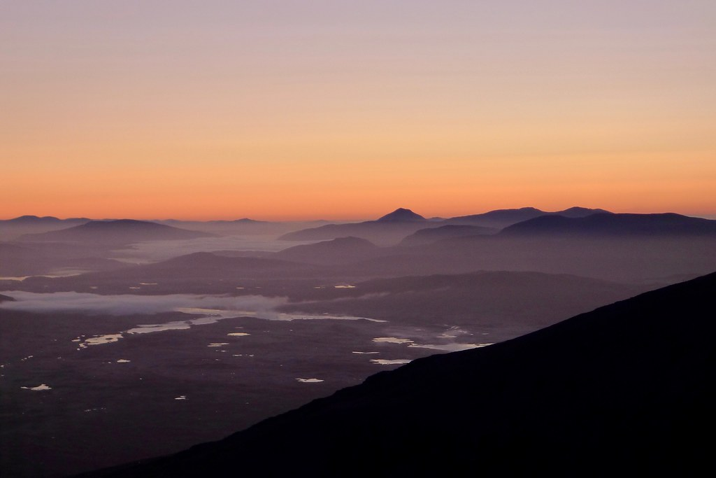 Schiehallion before dawn