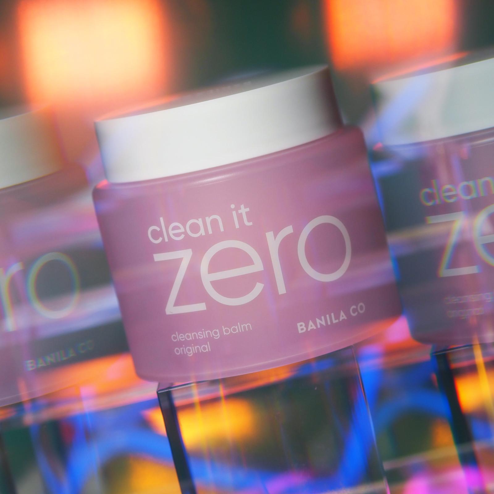 Popular Korean Kbeauty Banila Co Clean It Zero Cleansing Balm Review