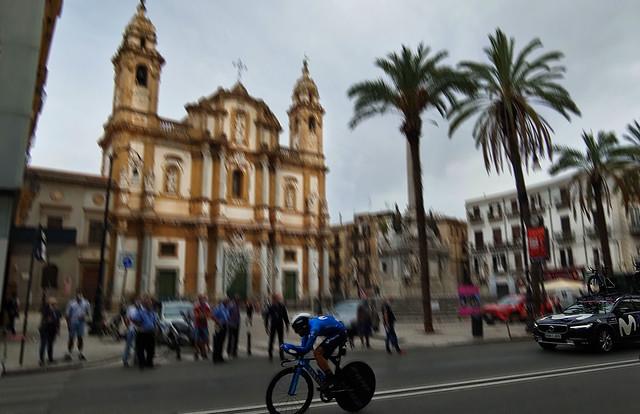 Giro d'Italia a Palermo (Explore -  October 5, 2020)
