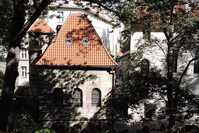 2018-09-10 Klausen Synagogue in Prague