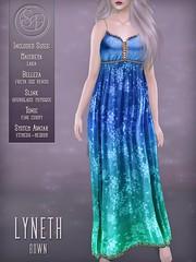 Senzafine . Lyneth Gown Poster