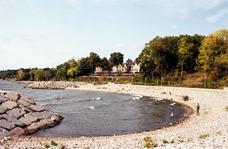 Early Fall at Tannery Park_