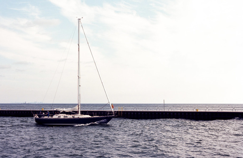 Leaving for a Sail_