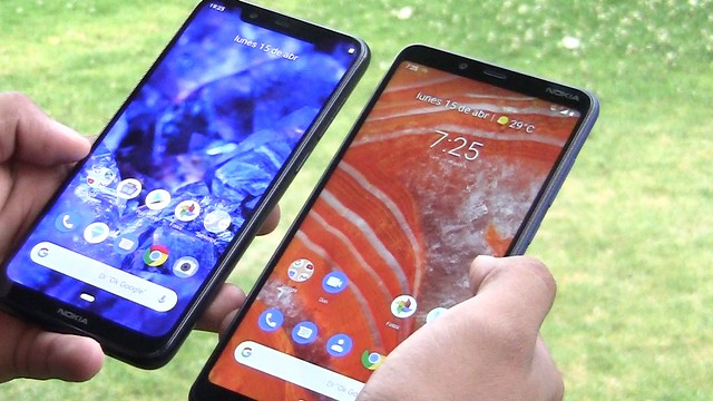 Nokia 5.1 Plus vs Nokia 5.1 Plus