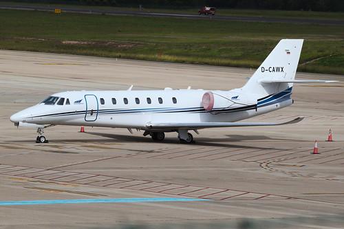 D-CAWX Cessna 680 Citation Sovereign