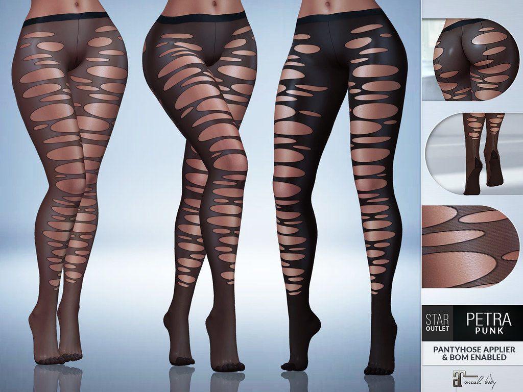 Star Outlet Pantyhose Petra Punk – Maitreya Applier & BOM