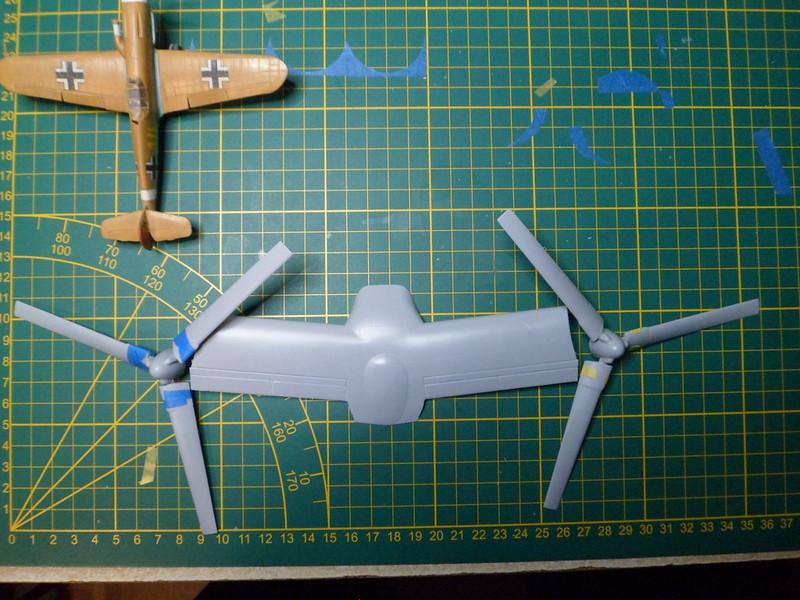 Pas-à-pas : Bell Boeing V22-A [Italeri 1/72] 50419435447_87e3c02f24_c