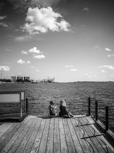 Miami mood - face à la mer