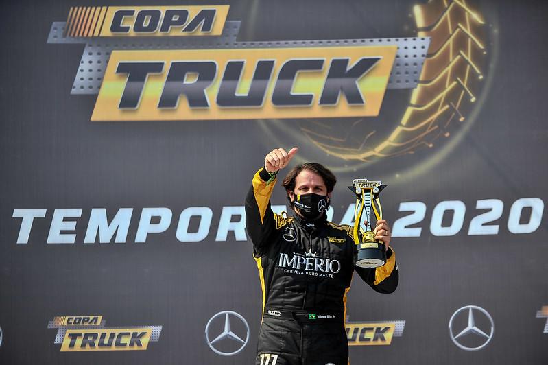 04/10/20 - Valdeno Brito vence corrida 2 em Cascavel - Fotos: Duda Bairros