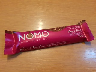 Nomo Chocolate Bar