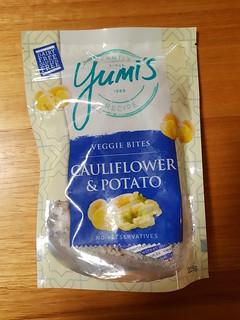 Yumi Cauliflower and Potato Bites