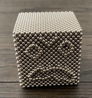 Angry Diagonal Cube