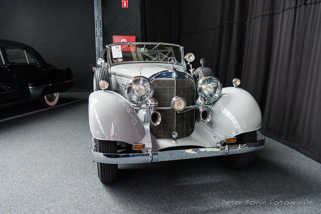 Mercedes 380 K Cabriolet B - 1934