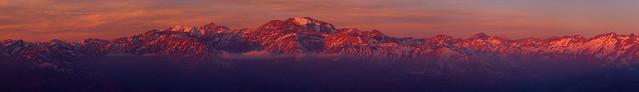 Altas Cumbres. Cordillera de Los Andes