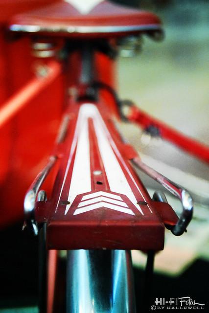 Old Bike, Old Fender