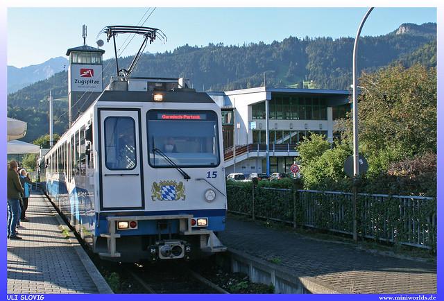 Bayrische Zugspitzbahn 15