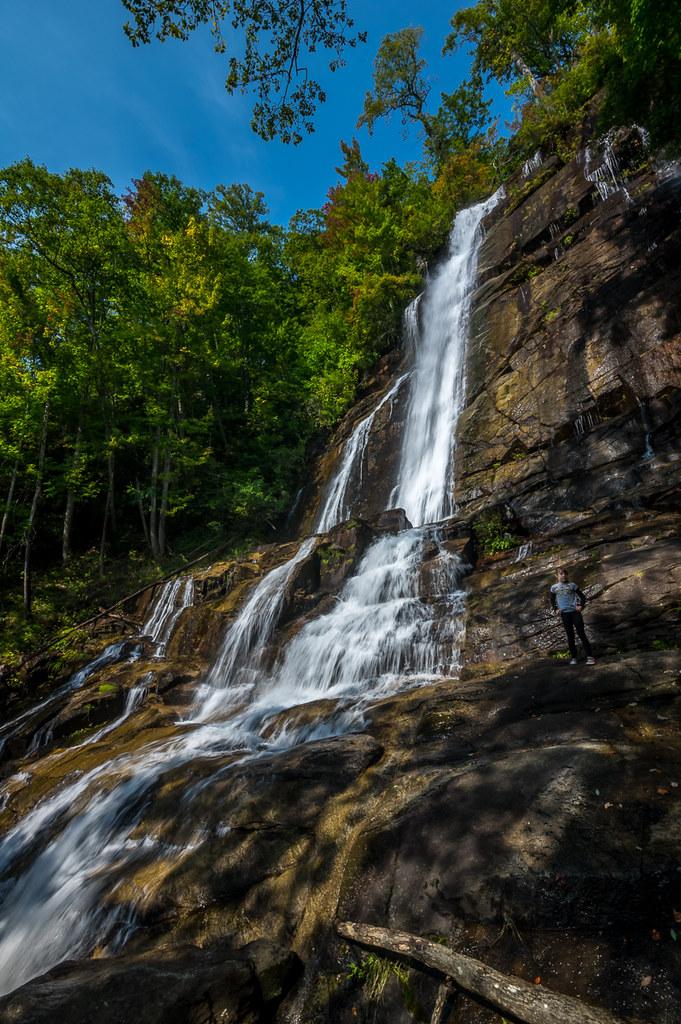 Falls Creek Falls (upper cascade)