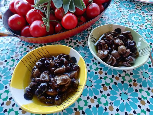petites olives