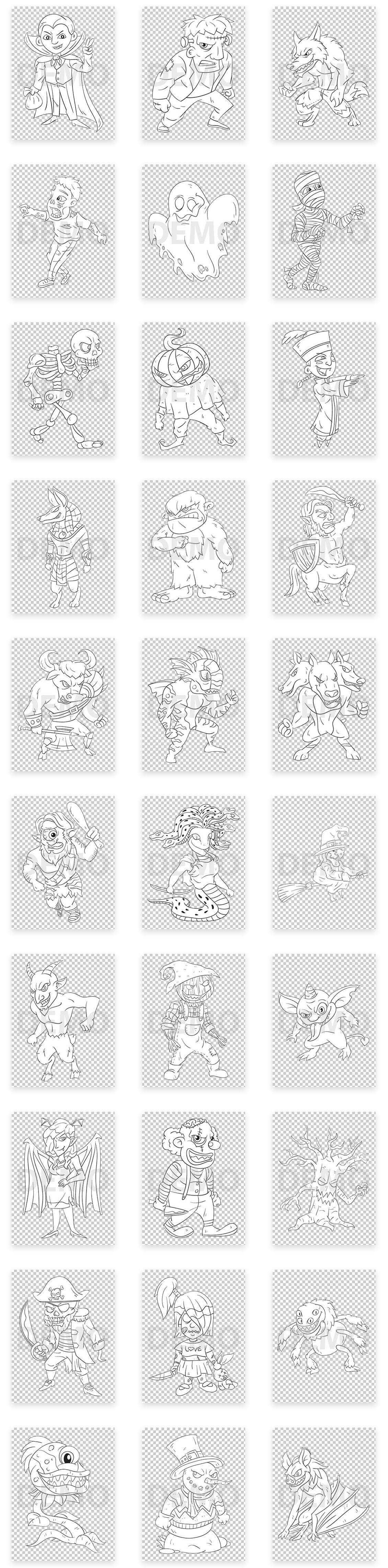 Happy-Halloween-Coloring-Pack-feature-4