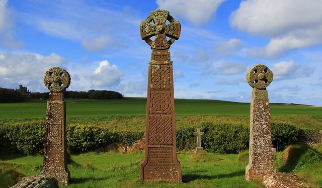 Crosses at St Brides - Pembrokeshire 011020 (1) (Explored)