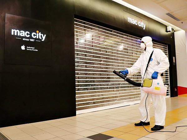 Staff Mac City Di 1 Utama Positif Covid-19