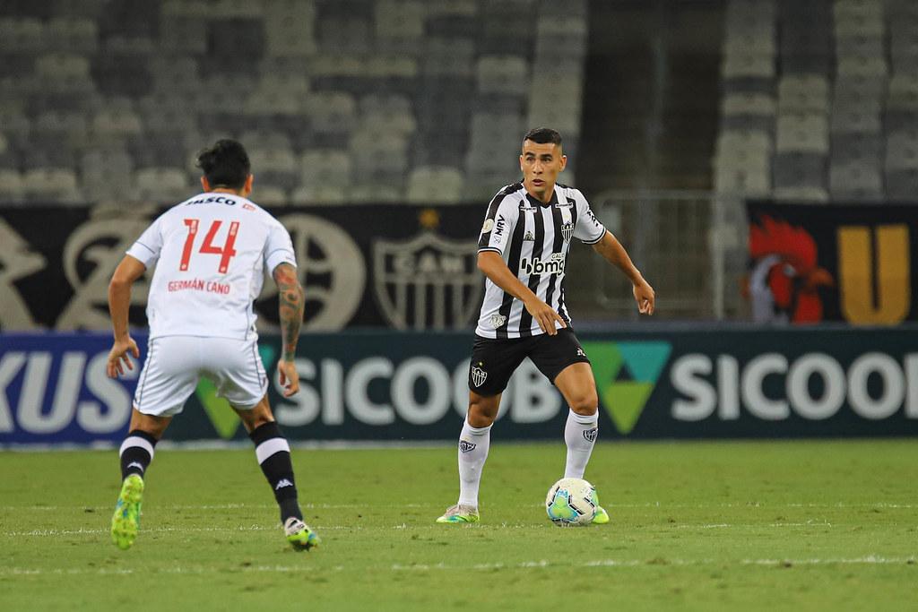 Atletico X Vasco 04 10 2020 Campeonato Brasileiro 2020 Flickr