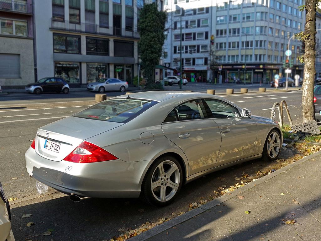Mercedes Benz CLS 500 – 2004