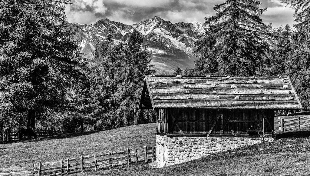 Autumn Jenesien Dolomites