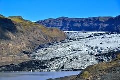 索爾⿊馬冰川 Sólheimajökull Glacier