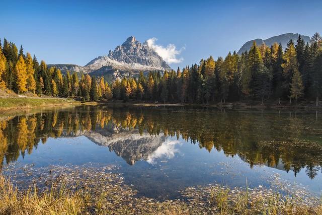 *Lago d'Antorno @ Tre Cime di Lavaredo*