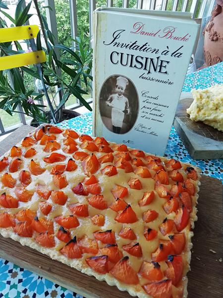 la tarte du Petit Montmorency